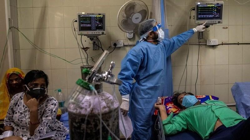 Dịch COVID-19 diễn biến phức tạp: Ấn Độ tiếp tục ghi nhận số ca nhiễm tăng cao, Lào, Campuchia, Thái Lan căng thẳng
