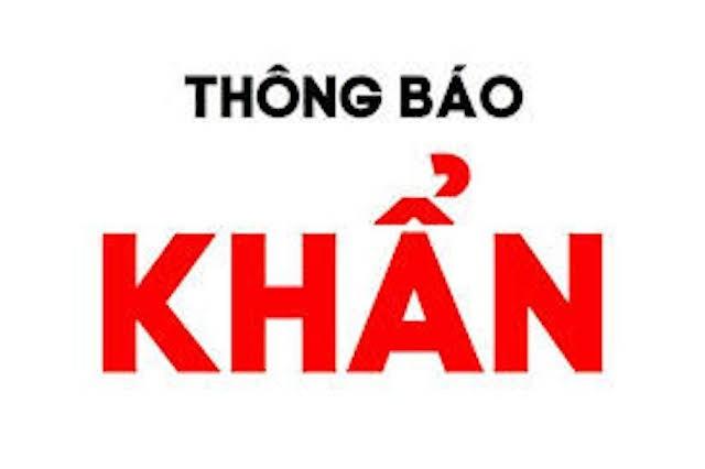Khẩn: Thái Bình tìm người đến cụm Đền Tiên La