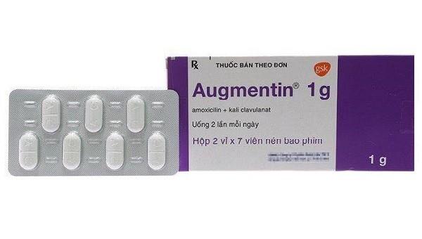 Một bé gái 10 tuổi sốc phản vệ độ 2 sau khi uống thuốc Augmentin