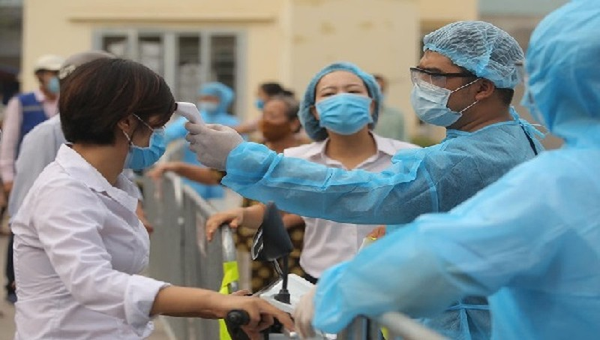 3 bệnh nhân mắc COVID-19 tại Vĩnh Phúc nhiễm biến chủng của Ấn Độ
