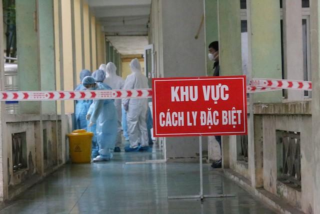 Hà Nội ghi nhận thêm 1 ca mắc Covid-19 tại quận Hoàng Mai