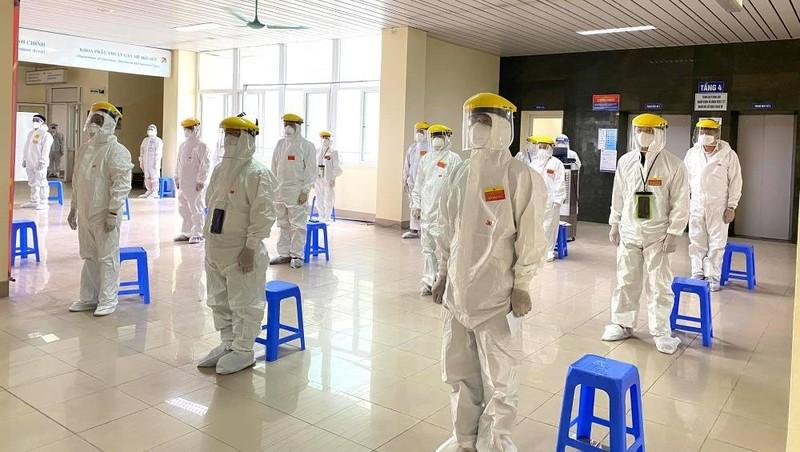 Bắc Giang có 50.000 người nguy cơ lây nhiễm Covid-19 rất cao