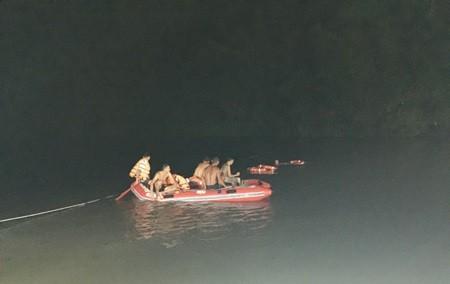 Đã tìm thấy thi thể ba sinh viên tình nguyện bị lũ cuốn trôi ở Quảng Ninh