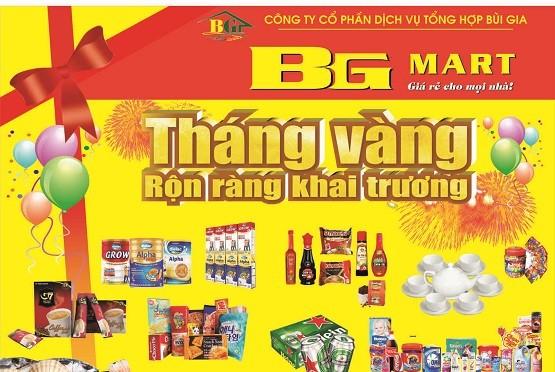 BG Mart tham vọng mang thực phẩm sạch đến bếp ăn của người lao động