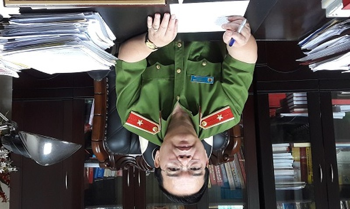Thiếu tướng Lê Quốc Trân, Giám đốc Sở Cảnh sát PCCC TP Hải Phòng