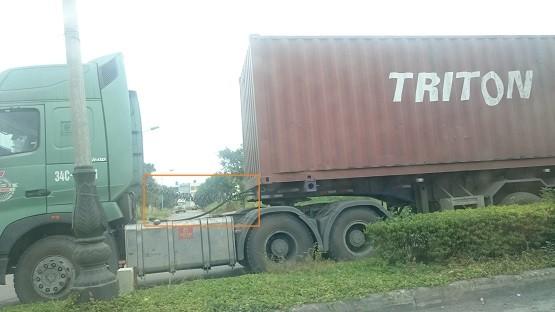 Hải Dương 'bó tay' với nạn xe quá tải trên tỉnh lộ 388