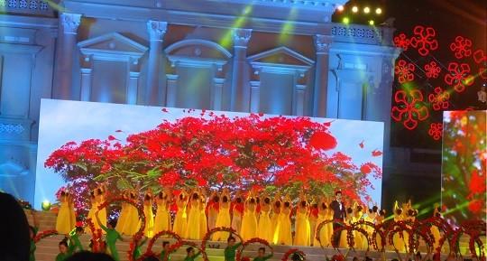 Hải Phòng: Khởi động mùa lễ hội Hoa phượng đỏ năm 2017