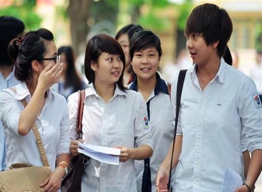 Sẵn sàng cho thi THPT quốc gia, công bố học sinh được miễn thi