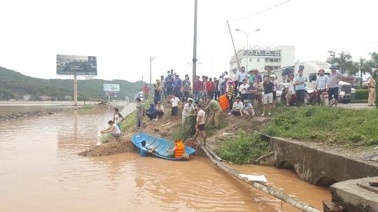 Quảng Ninh chỉ đạo khẩn các địa phương chủ động phòng, chống lũ lụt
