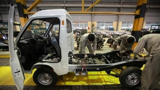 Đề xuất ưu đãi thuế nhập khẩu linh kiện ô tô theo quy mô sản xuất bị phản đối