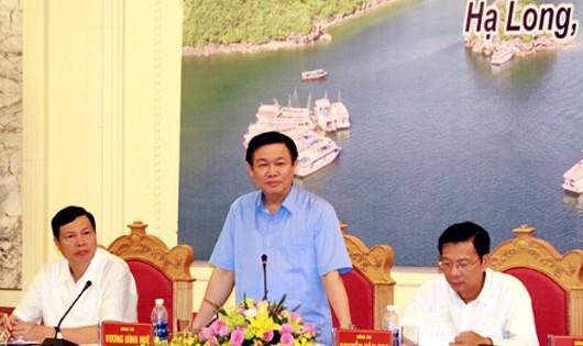 Quảng Ninh lọt 'Top 4' địa phương có số thu nội địa cao nhất nước