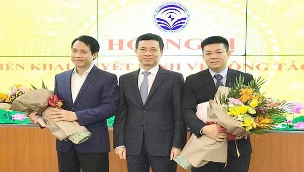 Trung tâm Internet Việt Nam có người phụ trách mới