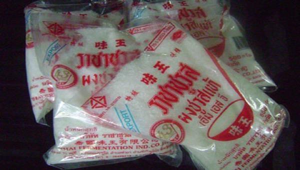 Bột ngọt Indonesia vừa bị áp thuế chống bán phá giá.
