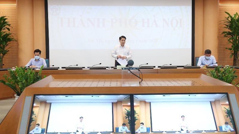Thủ tướng biểu dương Hà Nội triển khai kit xét nghiệm nhanh Covid-19