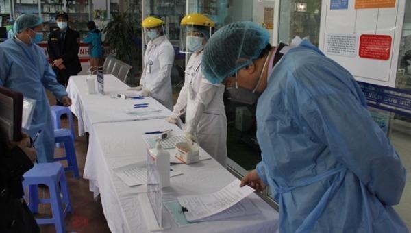 Bệnh viện chưa điều trị thì cần phân luồng, phát hiện sớm bệnh nhân Covid-19