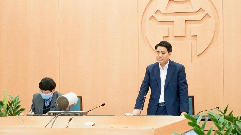 Ông Nguyễn Đức Chung đề nghị xem xét công nhận kết quả học trực tuyến.