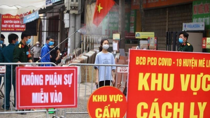 Kiểm soát dịch lây lan vẫn là thách thức đối với Hà Nội