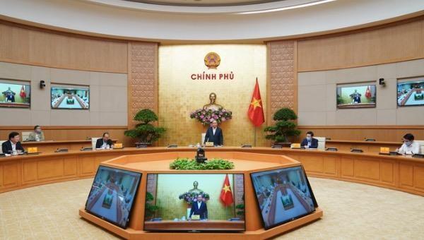 Thủ tướng: Hà Nội phải phòng chống dịch Covid-19 tốt nhất, gương mẫu nhất