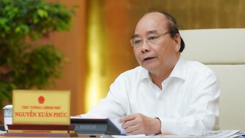 """Thủ tướng Nguyễn Xuân Phúc yêu cầu """"vui mừng nhưng cảnh giác""""."""