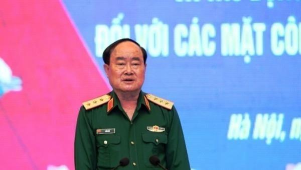 Thượng tướng Trần Đơn, Thứ trưởng Bộ Quốc phòng.