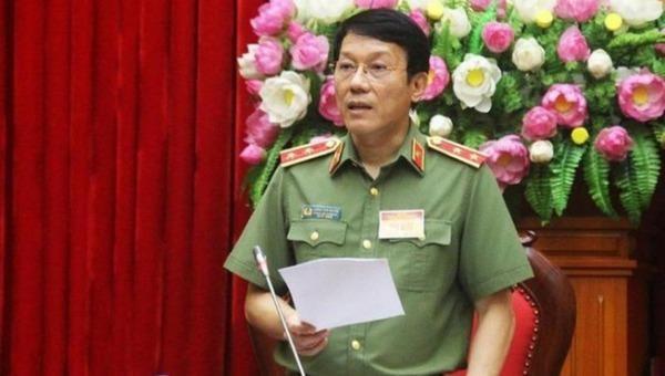 Thứ trưởng Bộ Công an Lương Tam Quang.