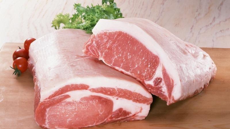 """Giá thịt lợn vẫn chưa """"hạ nhiệt"""". (Ảnh minh họa)"""