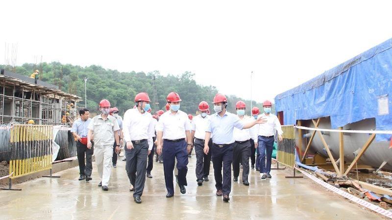 Tạo mọi điều kiện đưa dự án xây dựng Nhà máy Điện rác tại Nam Sơn sớm đi vào hoạt động