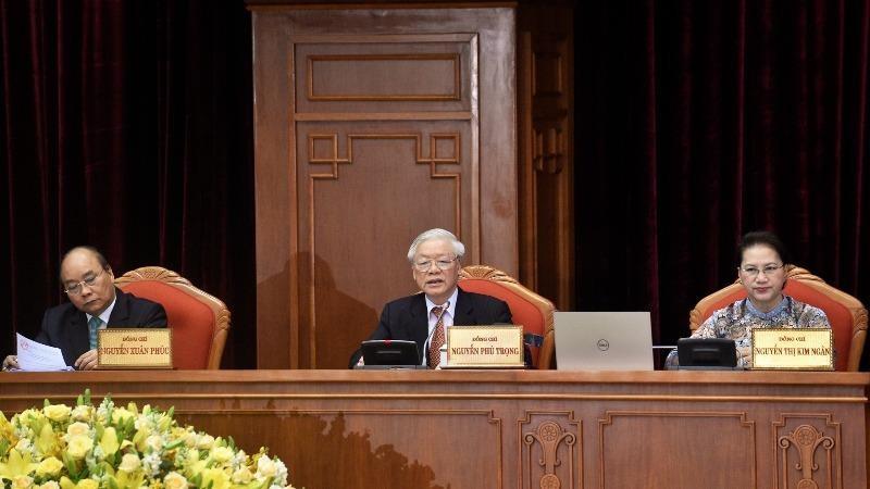 Tổng Bí thư, Chủ tịch nước kết luận nhiều vấn đề về Phương hướng công tác nhân sự.