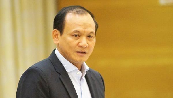 Thứ trưởng Nguyễn Nhật