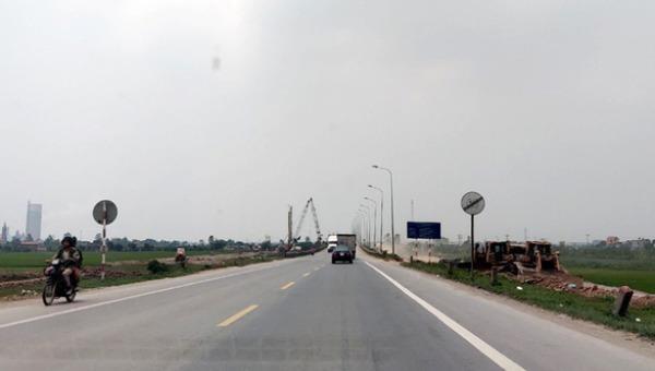 Đoạn Cao Bồ - Mai Sơn là 1 dự án thành phần của dự án đường cao tốc Bắc - Nam phía đông.