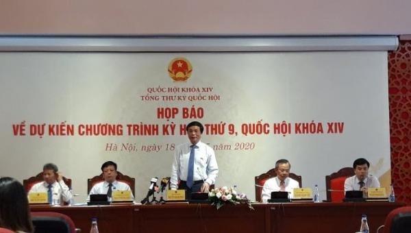 Ủy ban Thường vụ Quốc hội sẽ xem xét vụ án Hồ Duy Hải
