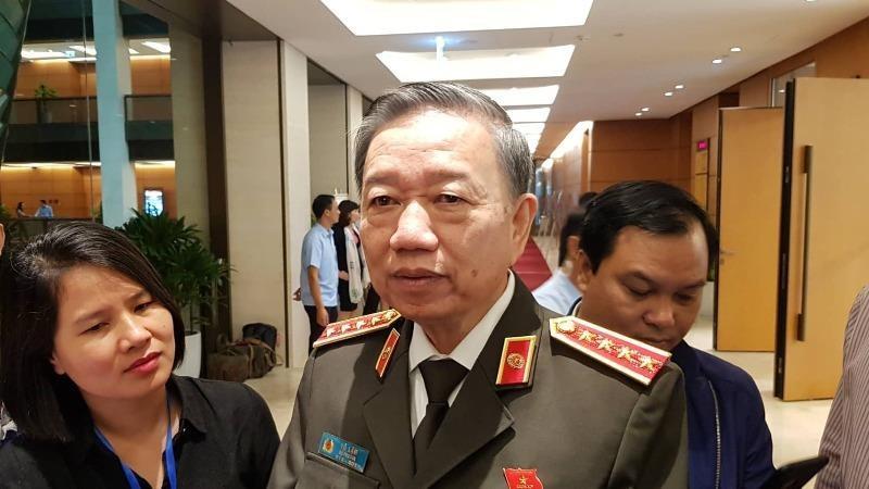 Bộ trưởng Công an Tô Lâm thông tin về nghi vấn công ty Nhật đưa hối lộ và vụ Nhật Cường