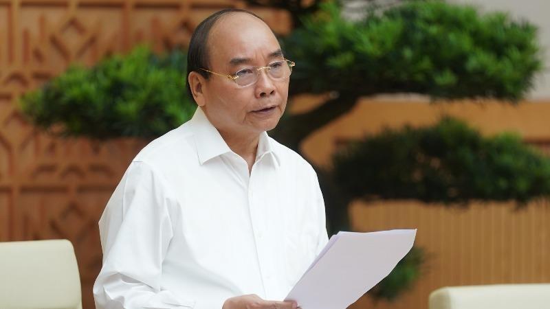 Thủ tướng Nguyễn Xuân Phúc kết luận phiên họp Chính phủ thường kỳ chiều 2/6
