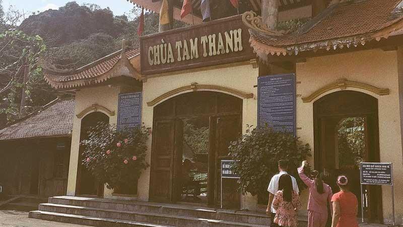 Chùa Tam Thanh, Lạng Sơn