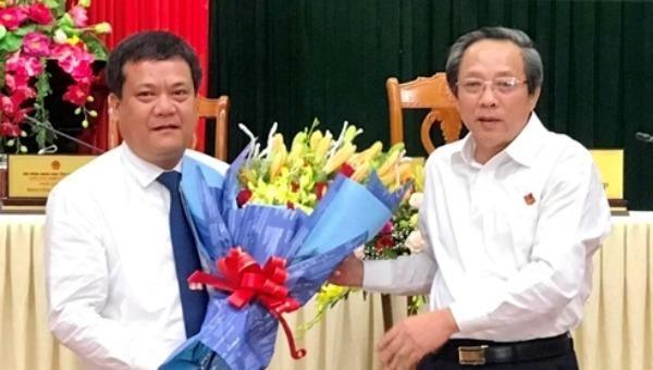 Quảng Bình có tân Phó Chủ tịch UBND tỉnh