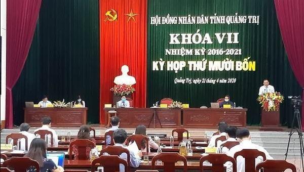 Ngày 9/6, Quảng Trị sẽ bầu Chủ tịch UBND tỉnh