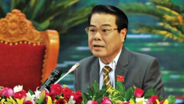 Tân Ủy viên Ủy ban Thường vụ Quốc hội Dương Thanh Bình.