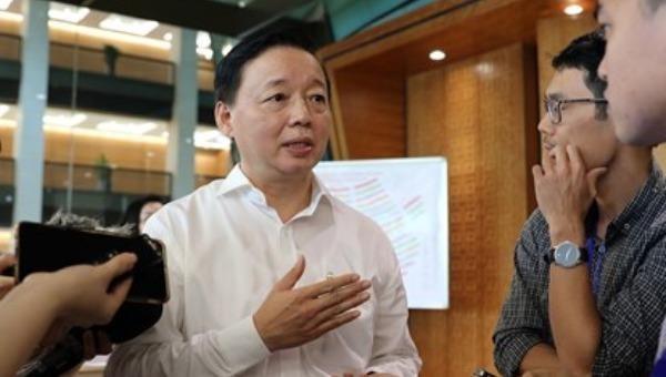 Bộ trưởng Trần Hồng Hà lý giải về đề xuất 'xả nhiều rác, phải trả nhiều tiền'