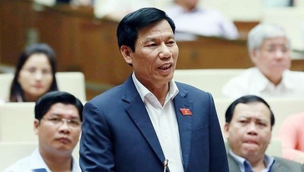 Bộ trưởng Bộ Văn hóa – Thể thao và Du lịch Nguyễn Ngọc Thiện.