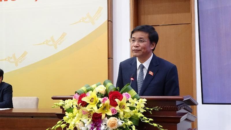 Tổng Thư ký Quốc hội, Chủ nhiệm Văn phòng Quốc hội gửi lời chúc mừng ngày 21/6.