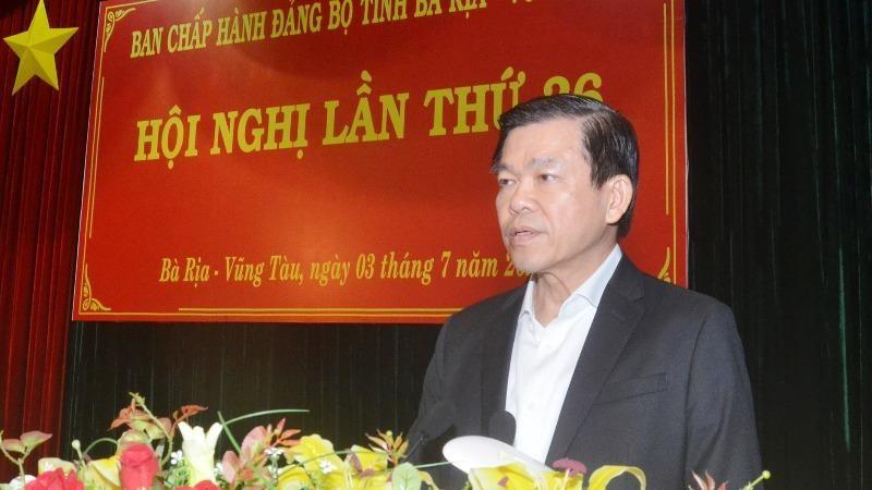 Bí thư Tỉnh ủy, Chủ tịch HĐND tỉnh Nguyễn Hồng Lĩnh.