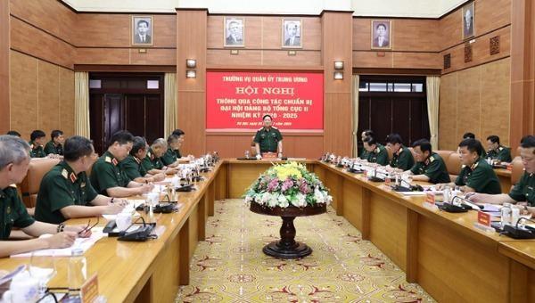 Bộ trưởng Bộ Quốc phòng: Nghiên cứu bổ sung về xây dựng lực lượng Quân báo
