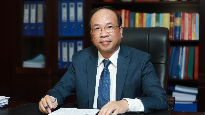 Thứ trưởng Phan Chí Hiếu, Bí thư Đảng ủy Bộ Tư pháp.