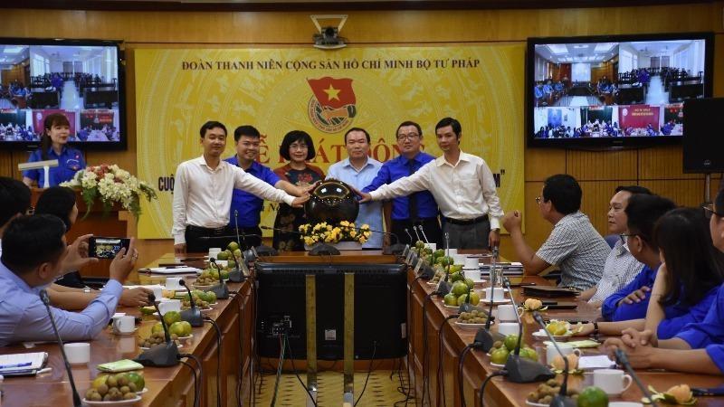 Đoàn Thanh niên Bộ Tư pháp: Không ngừng đổi mới, nâng cao chất lượng hoạt động