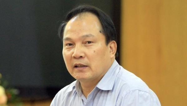 Cục trưởng Nguyễn Công Khanh.