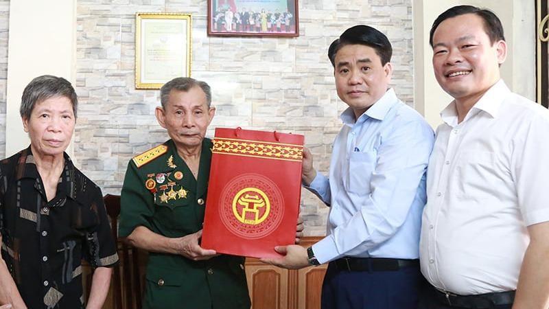 Chủ tịch Hà Nội yêu cầu chú trọng công tác an sinh xã hội, đền ơn đáp nghĩa