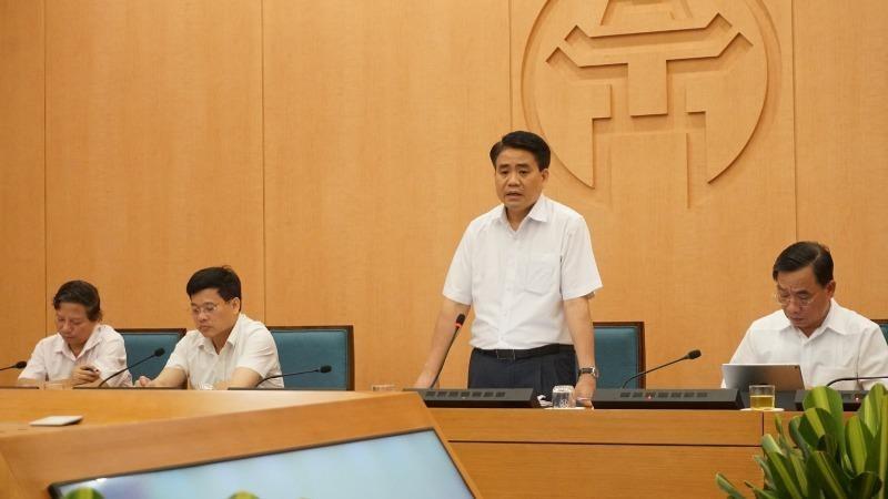 Chủ tịch Hà Nội: Rà soát tất cả những người đi Đà Nẵng từ ngày 8/7 đến nay