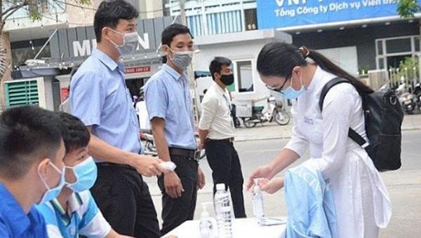 Bí thư Vương Đình Huệ chỉ đạo bảo đảm tuyệt đối an toàn kỳ thi tốt nghiệp THPT