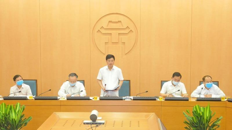 Phó Chủ tịch Hà Nội: Từ 0h ngày 19/8 phải giãn cách tại nhà hàng, quán cà phê, quán bia
