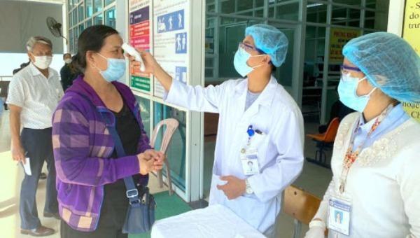 Khám sàng lọc tại bệnh viện. (Ảnh minh họa)